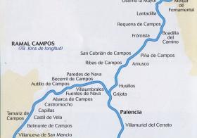Las lagunas marginales del Canal de Castilla y la laguna de La Nava (Palencia).
